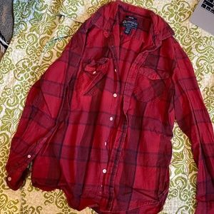 LAST chance! American Rag red flannel